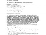 Cover Letter Examples for Science Jobs Cover Letter for Science Job the Letter Sample