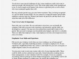Cover Letter Examples for Stay at Home Moms Example Cover Letter From A Stay at Home Mom Resume