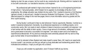 Cover Letter Expressing Interest In Company Cover Letter
