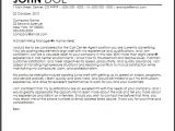 Cover Letter for A Call Center Agent Free Call Center Agent Cover Letter Templates Coverletternow