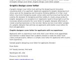 Cover Letter for A Graphic Design Job Graphc Design Cover Letter
