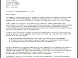 Cover Letter for Account Officer Account Officer Cover Letter Sample Cover Letter