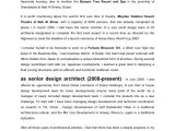Cover Letter for Architecture Firm Faisal Arshad Cover Letter Jan 09fnl