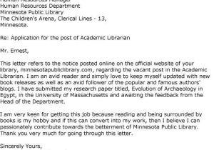 Cover Letter for assistant Professor Post Cover Letter for College Professor Position Letter Of