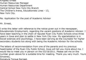 Cover Letter for assistant Professor Post How Do I Write A Cover Letter for College