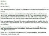 Cover Letter for Bartender with No Experience Bartender Cover Letter Example Hire Me Pinterest