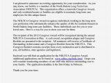 Cover Letter for Caretaker Position Cover Letter for Caretaker Resume Template Cover Letter
