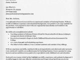 Cover Letter for Caretaker Position Nanny and Caregiver Cover Letter Samples Resume Genius