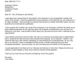 Cover Letter for Early Childhood Educator Early Childhood Education Cover Letter Example Example