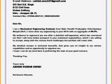 Cover Letter for Electronics and Communication Engineer Fresher Fresher Cover Letter for Job Application Resume Template