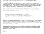 Cover Letter for Embedded software Engineer Embedded software Engineer Cover Letter Sample Cover