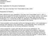 Cover Letter for Esthetician Job Aesthetician Resume Cover Letter Http Www Resumecareer