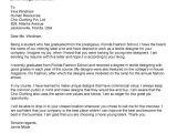 Cover Letter for Fashion Designer Job Fashion Cover Letter Resume Badak