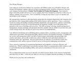 Cover Letter for Fashion Designer Job Fashion Cover Letter Sample Resume Badak