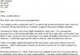 Cover Letter for Flight attendant Position with No Experience Flight attendant Cover Letter Sample Lettercv Com