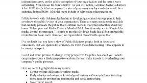 Cover Letter for Goldman Sachs Internship Cover Letter Example Goldman Sachs Covering Letter Example