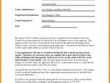 Cover Letter for Grant Application Examples Grant Application Sample Cover Letter Samples Cover