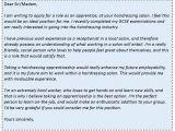 Cover Letter for Hairdressing Apprenticeship How to Secure A Hairdressing Apprenticeship