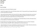 Cover Letter for Hr Role Hr Administrator Cover Letter Example Icover org Uk