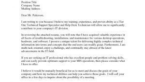 Cover Letter for It Help Desk Position Cover Letter Samples Download Free Cover Letter Templates