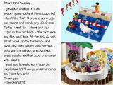 Cover Letter for Lego Times A Changin A Seven Year Old Girl S Open Letter to