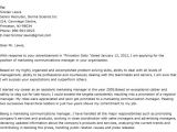 Cover Letter for Marketing Executive Fresher Content Marketing Manager Cover Letter Marketing Manager