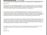 Cover Letter for Medical Coding Position Medical Billing Specialist Cover Letter Sample Cover