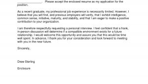 Cover Letter for Newly Graduated Student New Grad Nurse Cover Letter Example Cover Letter
