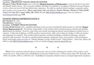 Cover Letter for Phlebotomy Job Cover Letter Examples for Phlebotomist Entry Level Cover