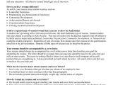 Cover Letter for Resident Advisor Position Recommendation Letter for Resident Advisor