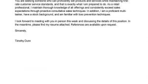 Cover Letter for Sales Consultant with No Experience Cover Letter for Sales Consultant with No Experience 56