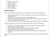 Cover Letter for Substance Abuse Counselor Addiction Counselor Resume Sales Counselor Lewesmr