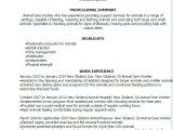 Cover Letter for Working with Animals Professional Animal Care Worker Templates to Showcase Your