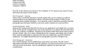 Cover Letter if You Know the Name How to Write A Cover Letter when You Don T Know the