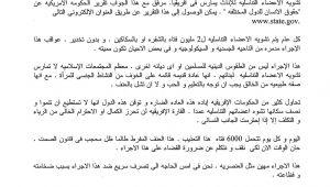Cover Letter In Arabic Cover Letter In Arabic 28 Images Resume Sle for Arabic