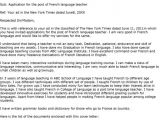 Cover Letter In French Examples Cover Letter In French Experience Resumes