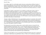 Cover Letter or Letter Of Interest Cover Letter Vs Letter Of Interest Experience Resumes