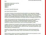 Cover Letter Requesting Internship Internship Request Letter Apa Example