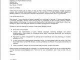 Cover Letter Sample for Resume Resume format Resume Cover Letter Sample It