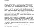 Cover Letter to A Law Firm Writing A Letter to A Lawyer Sample Letter Of Recommendation