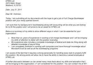 Cover Letter to Kpmg Cover Letter Examples Kpmg tomyumtumweb Com