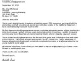Cover Letter to Show Interest In Job Cover Letter to Show Interest In Job Free Template Design