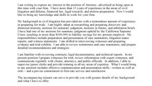 Cover Letters for attorneys Writing A Letter to A Lawyer Sample Letter Of Recommendation