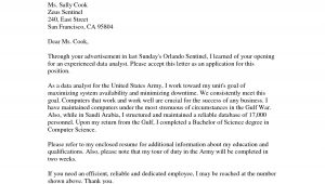 Cover Letters for Internal Positions Cover Letter for Internal Position Sample Cover Letters