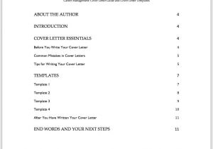 Covering Letter Content Cover Letters Ebook Shireen Dupreez