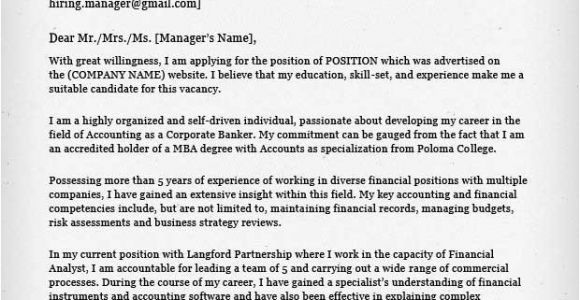 Covering Letter for Accountant Cv Accountant Resume Sample and Tips Resume Genius