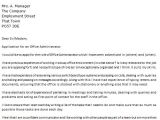 Covering Letter for Office Administrator Office Administrator Cover Letter Example Icover org Uk