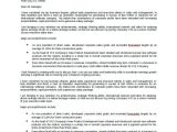 Covering Letter for Sales Executive 10 Sample Sales Cover Letters Sample Templates