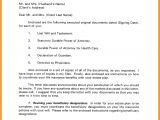 Covering Letter format for Document Submission Template Beneficiary Certificate Template Letter for