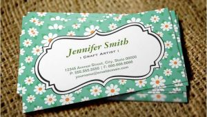 Craft Business Card Template 300 Creative and Inspiring Business Card Designs Page2